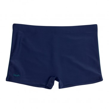 Sunga Boxer Lisa Com Vivo Lateral Mash