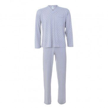 Pijama Masculino Longo Gislal - 424