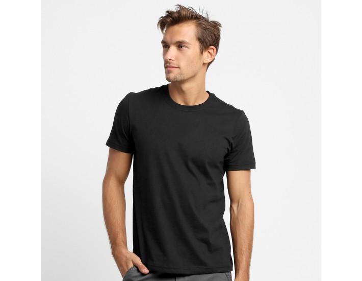 e6938f453 Camiseta Manga Curta Básica Masculina kohmar-201