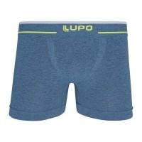 Kit Com 2 Cuecas Boxer Sem Costura Lupo - 733
