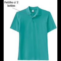 Camisa Pólo Masculina Manga Curta Piquet- Malwee- 426