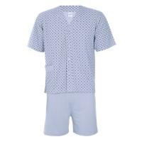 Pijama Masculino Curto Aberto Gislal -427